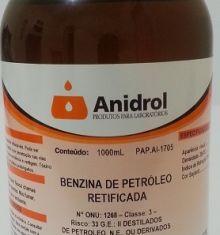 BENZINA DE PETRÓLEO