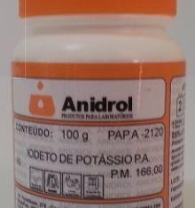IODETO DE POTASSIO