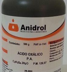 ÁCIDO OXÁLICO - PA