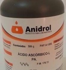 ÁCIDO ASCÓRBICO - PA