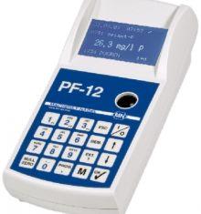 ESPECTROFOTÔMETRO PF12