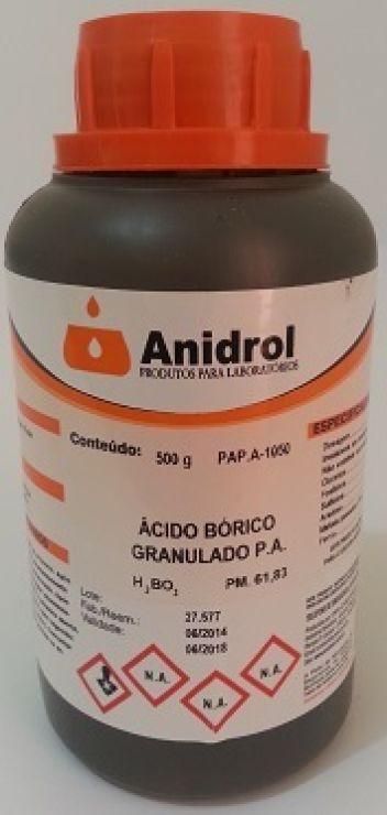 ÁCIDO BÓRICO - PA