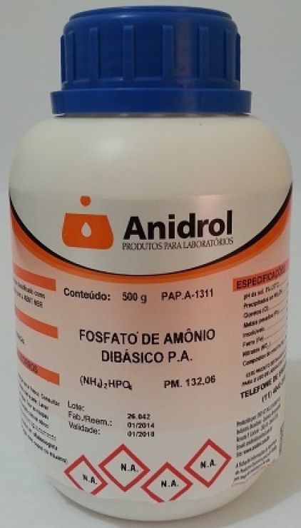 FOSFATO DE AMÔNIO - DIBÁSICO