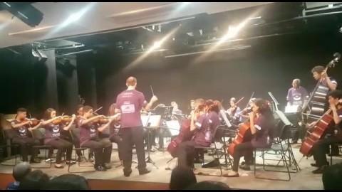 18 de maio de 2017 - AMDII - Orquestra Jovem das Gerais - Thriller