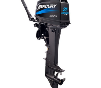 MOTOR MERCURY 25HP SUPER - EL�TRICO