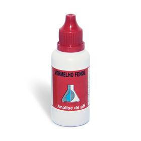 Solução PH (Vermelho Fenol)