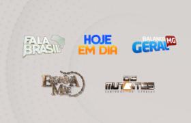 Segunda-feira de lideranças na RecordTV Minas