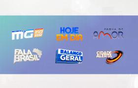 RecordTV Minas é líder de audiência na faixa de 06h às 17h