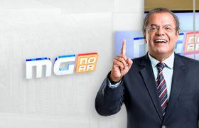 A RecordTV Minas começou o dia na liderança