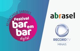 RecordTV Minas apoia 'Festival Bar em Bar' digital