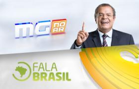 Informação e liderança  na manhã da RecordTV Minas