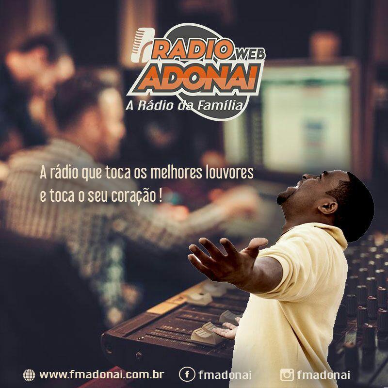 radio web adonai