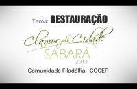 Pr. Rafael - Clamor Sabará 2013
