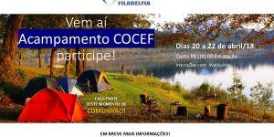 Acampamento COCEF