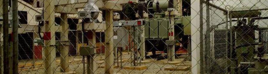 Montagem da Subestação de 69kV da USIMEC - Fundição