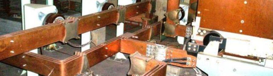 Fabricação de Barramentos de Cobre Eletrolítico em 10.000A para Motor 7.000cv