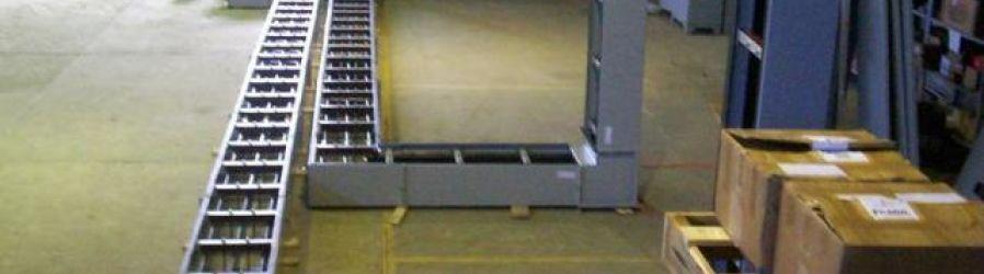 Reforma da Retomadora de Coque (Montagem Elétrica, Instrumentação e Automação)