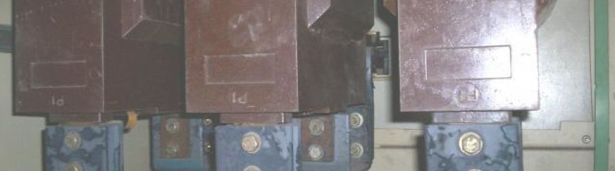 Fabricação e instalação de painéis de medição na subestação de 230kV