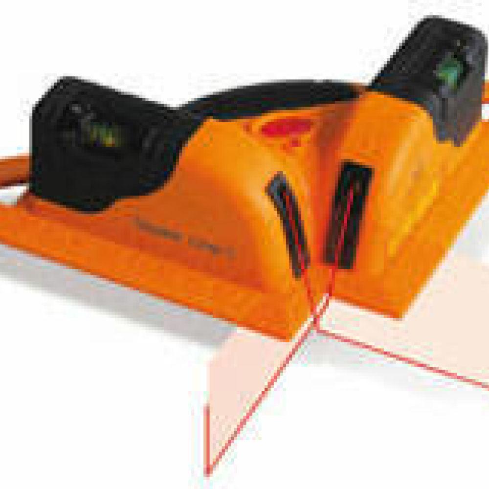 Esquadro a laser