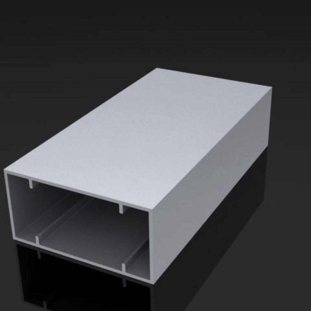 Régua em alumínio