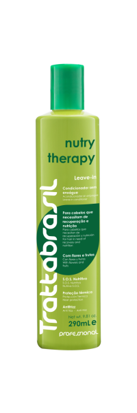 Acondicionador Sin Enjuague Nutry Therapy