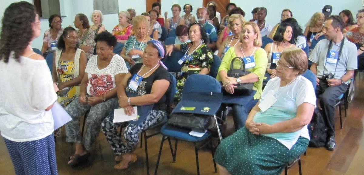 Público lotou auditório da FAP/MG