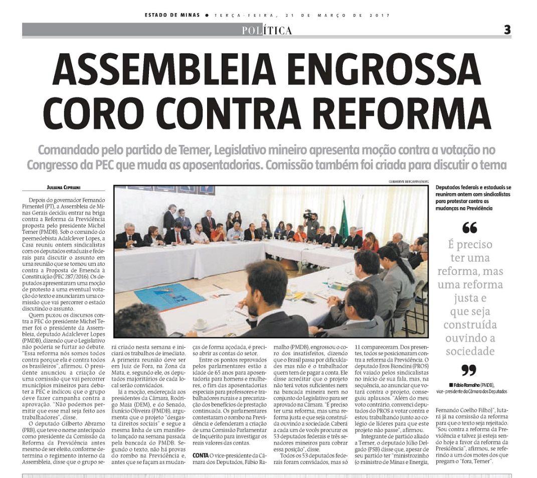 Estado de Minas - 21-03-2017
