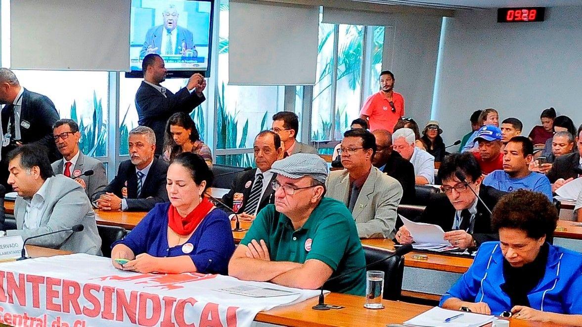 CDH debateu a Previdência Social