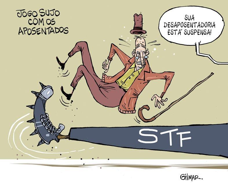 STF Desaposent Acórdão