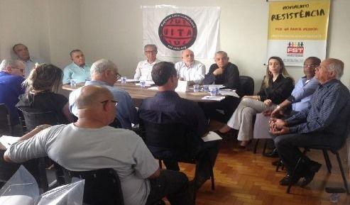 Reunião do FST em Belo Horizonte