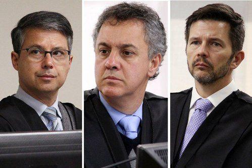 Desembargadores também condenam Lula