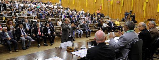 Audiência da Comissão de Direitos Humanos - Senado