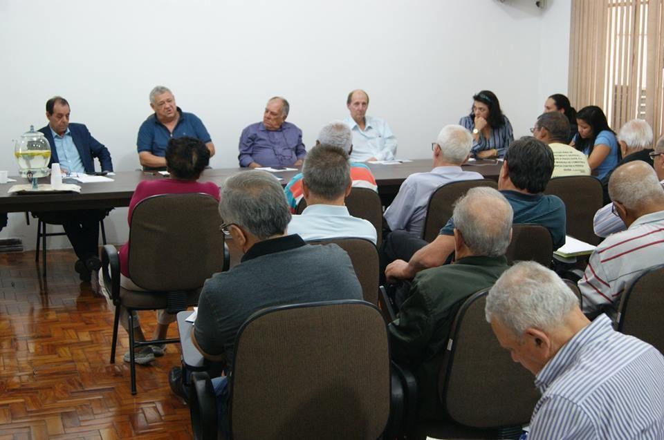 Reunião urgente foi realizada em São Paulo, em 09-05-2018