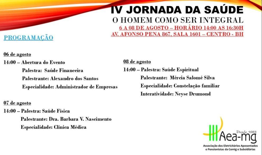 AEA - convite