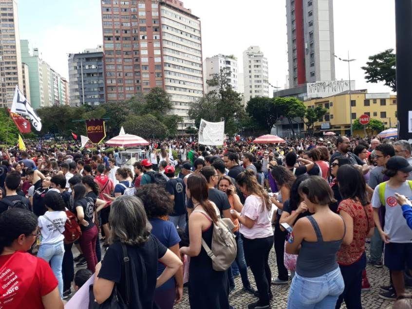 Protestos em Belo Horizonte - 1