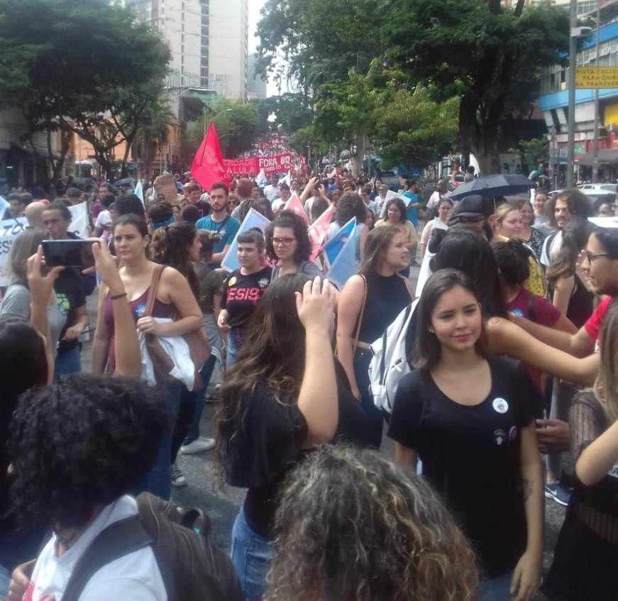 Protestos em Belo Horizonte - 2