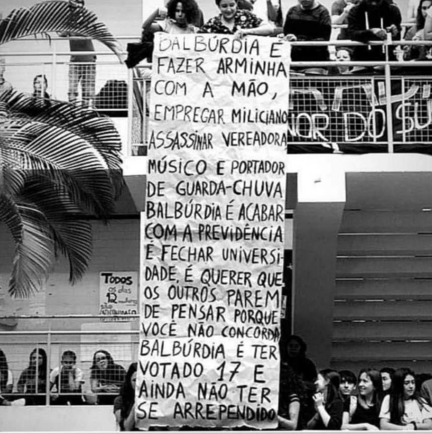 Protestos em Belo Horizonte - 3