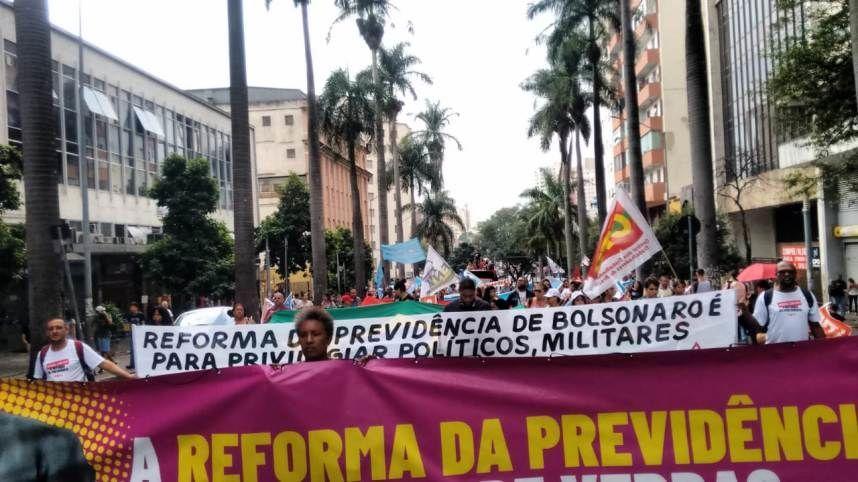 Protestos em Belo Horizonte - 4