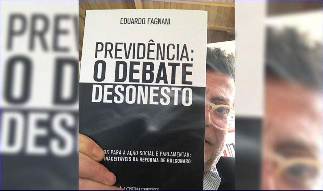 Fagnani - Livro - Capa