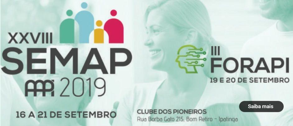 Semana do Aposentado marca as comemorações dos 39 anos da AAPI