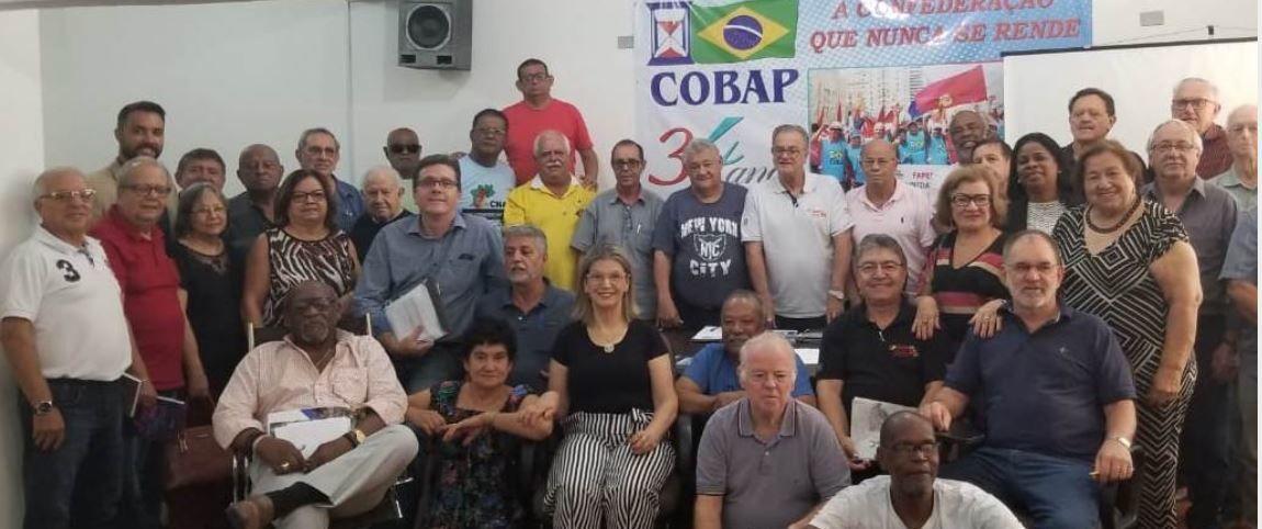 Reunião da planejamento da COBAP, em São Paulo - 28/01/2020