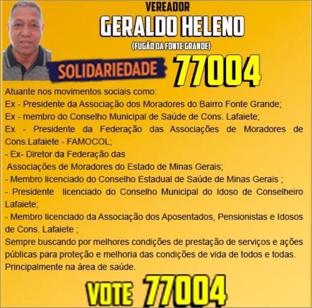 Geraldo Heleno