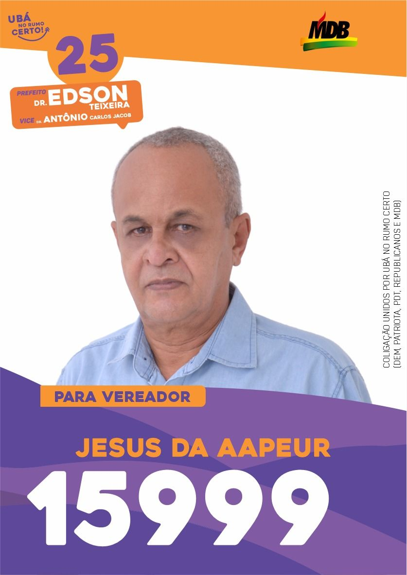 Jésus da AAPEUR