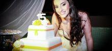 Catarina 15 anos