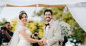 Brenda e Luis Guilherme