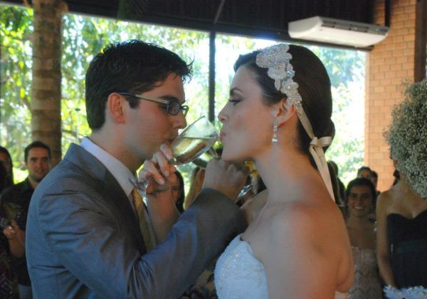 Renata e Guilherme