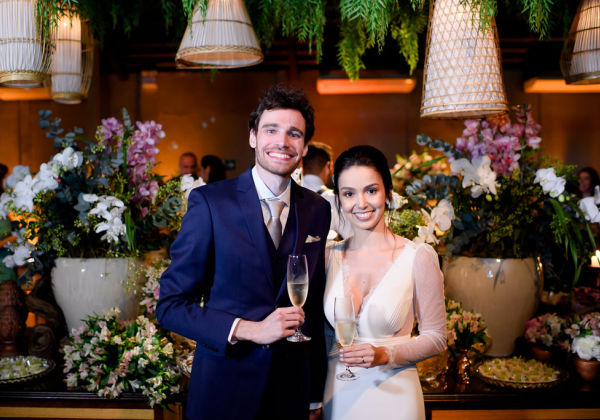Natália e Daniel - Espaço Mariângela