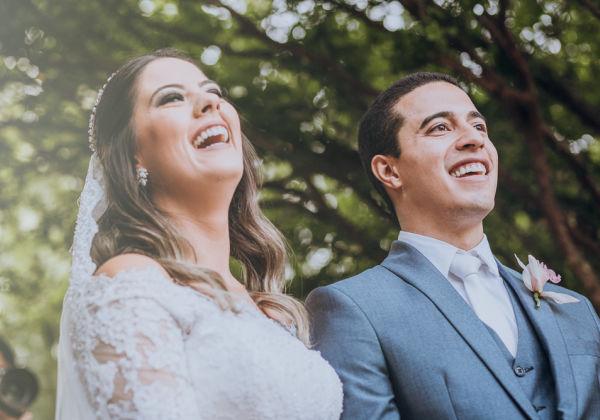 Bárbara e Danilo - Espaço Província