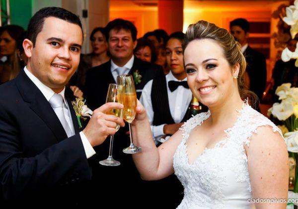 Gabrielle e Diego Augusto