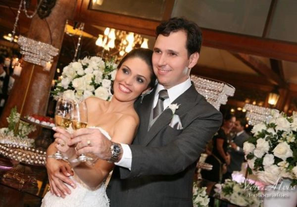 Rúbia e João Felipe